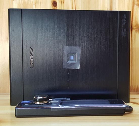 阿尔派PXA-H800+RUC-C800
